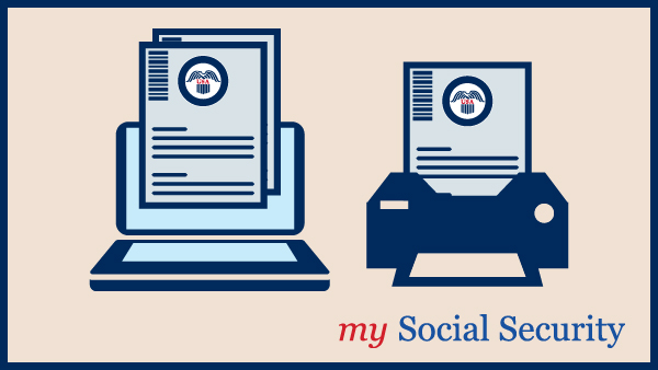 download or print  copy of your Social Security 1099 (SSA-1099) tax form online